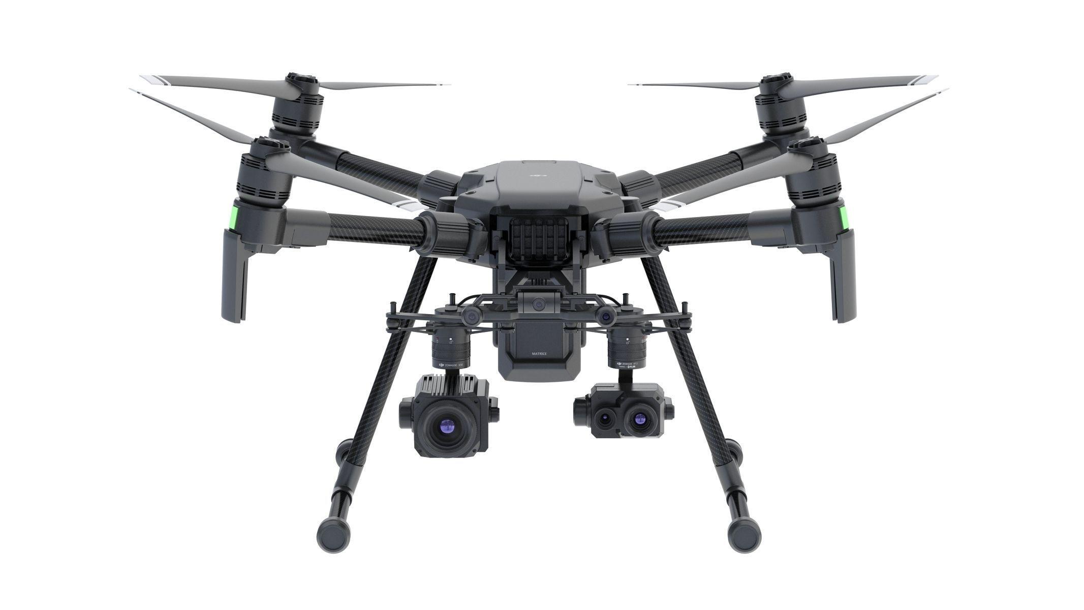 Drone Inspectie hardware: DJI Matrice Series